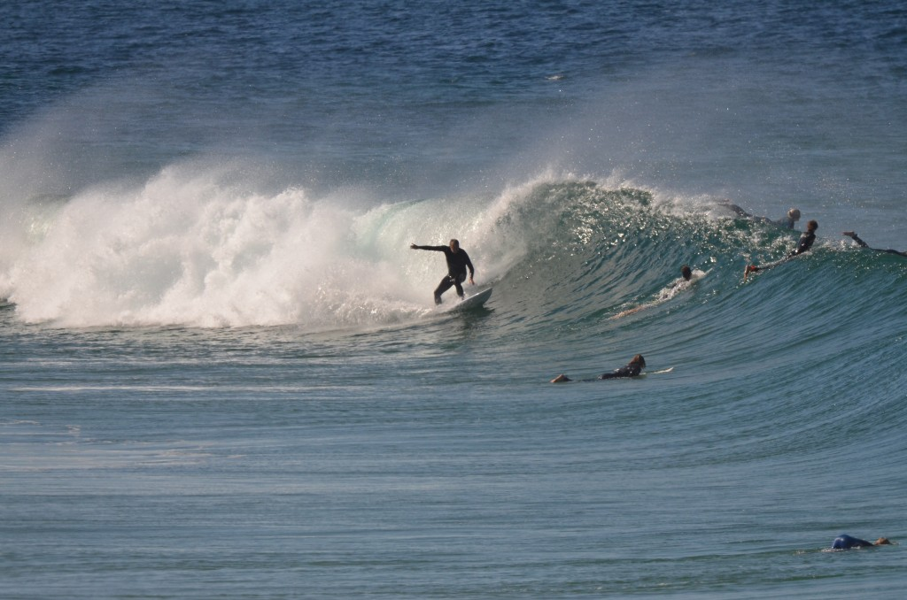 Late afternoon sesh at Dee Why beach